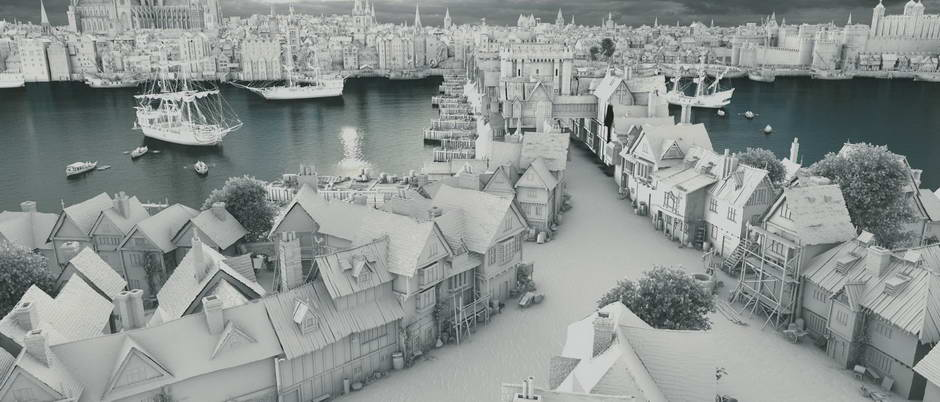 470_London Bridge Bankside Greyshaded with Fusion Water_resize